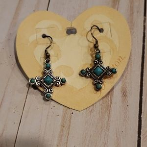 NWT Brighton earrings